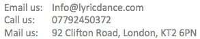 contact-lyric-dance-school-london