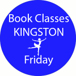 book dance classes Kingston Friday