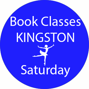 book dance classes Kingston Saturday