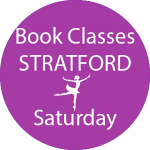 book dance classes Stratford Saturday