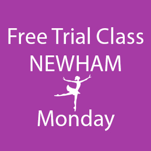 free trial dance class Stratford Monday