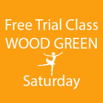 free tria dance class Wood Green Saturday