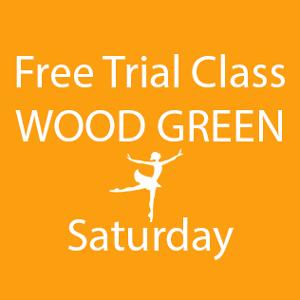 free tria dance class Wood Green Saturday