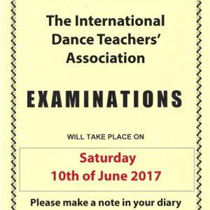 Ballet-exam-school-2017