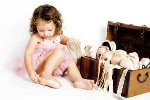Baby Ballet Lyric Dance School