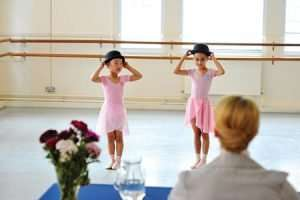 Ballet exams Lyric Dance School