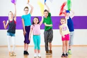 Modern Dance Lyric Dance School