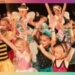 Kingston summer stage dance performance at Lyric Dance School 2016