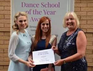Dance School of the year Lyric Dance School finalists
