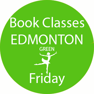 Online dance class booking at Edmonton Green Friday at Lyric Dance school