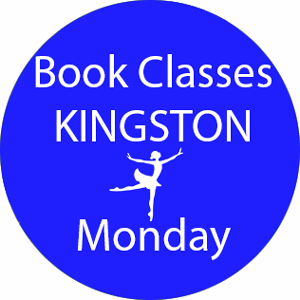 Online dance class booking at Kingston Monday at Lyric Dance school