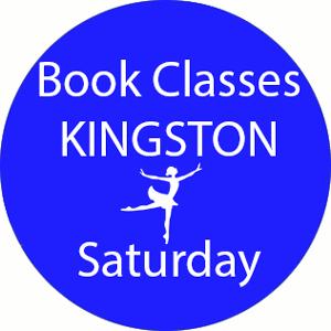 Online dance class booking at Kingston Saturday at Lyric Dance school