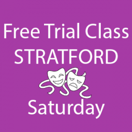 Free trial Performing Arts classes Stratford London