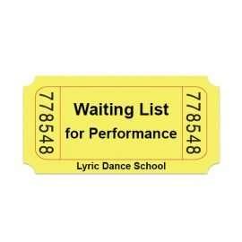 waiting-list-Performance-Lyric-Dance-School-2019