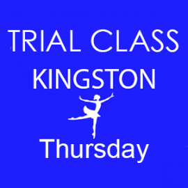 Special £5 Trial Lesson Kingston Thursday