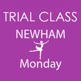 Special £5 Trial Class Edmonton Friday
