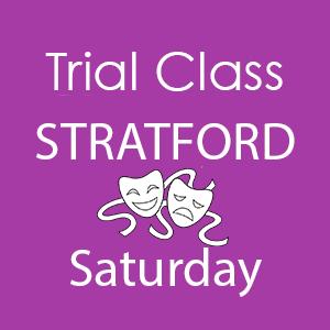 Special £5 Trial Performing Arts Class Stratford Saturday
