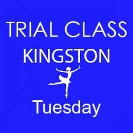 Special £5 Trial Class Kingston Tuesday