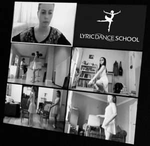 Book one class with Lyric Dance and get another for Free.